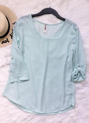 Блуза, блузка, шифоновая блуза
