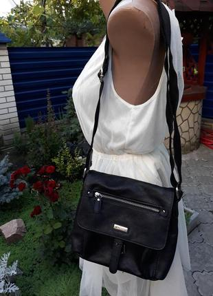 Стильная сумка кроссбоди от tom tailor