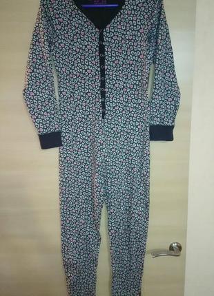 Кигуруми love to lounge/слип комбинезон/пижама для сна