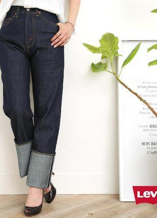 Винтажные джинсы levis 701 vintage selvedge (селвидж)