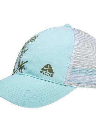 Оригинал бейсболка унисекс спортивная nike acg woven trucker cap  размер ед.