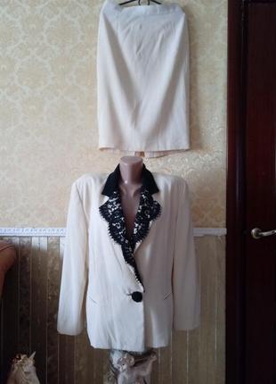 Строгие костюмы для женщин