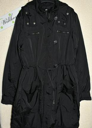 Шикарная куртка- пальто от н&м.