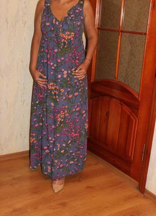 Платье миди f&f