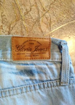 Джинсы-бойфрэнды gloria jeans3