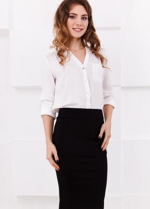 Новая черная трикотажная юбочка на резинке, разные размеры и цвета.