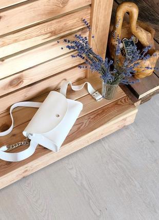 2в1: поясная сумка+клатч, мега популярная модель
