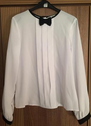 Школьная блуза, от польской фирмы sly, рост 140