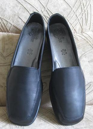 Мокасины footglove, 39 размер