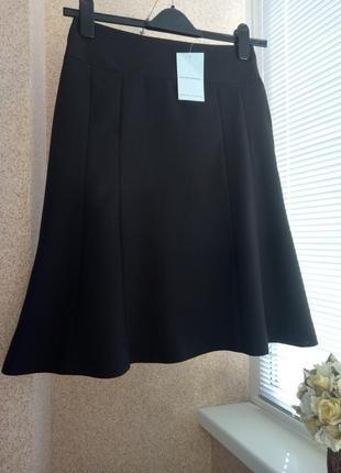 Классическая черная юбка dorothy perkins