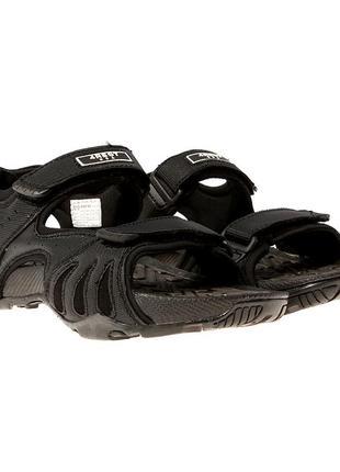 Спортивные женские сандалии босоножки  черного цвета тм 4rest usa