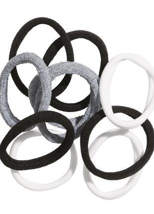 Комплект 10шт. резинка резинки для волос h m H M 1b72dac6e71bf