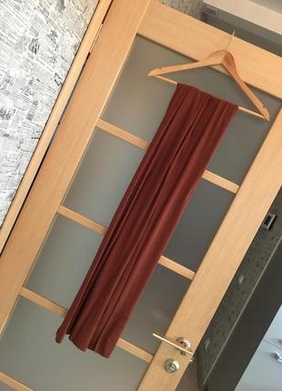 Только до 20.12! коричневый трикотажный шарф платок шаль (бесплатная доставка)