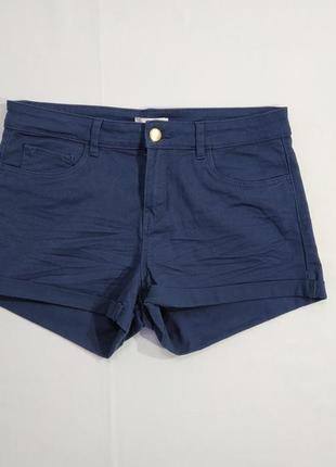 Брендовые женские джинсовые шорты h&m