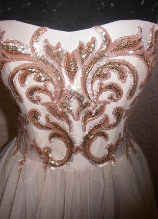 Весільно-вечірна сукня