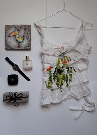 Блуза натуральна guarana