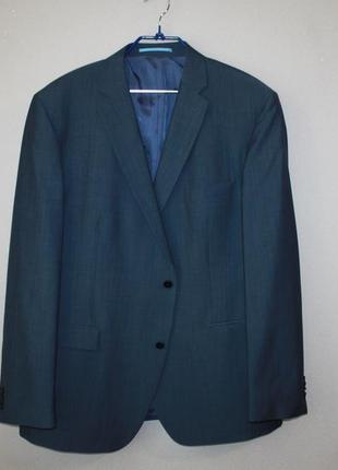 Костюм пиджак + брюки roy robson, оригинал, идеал сост. 58 р.