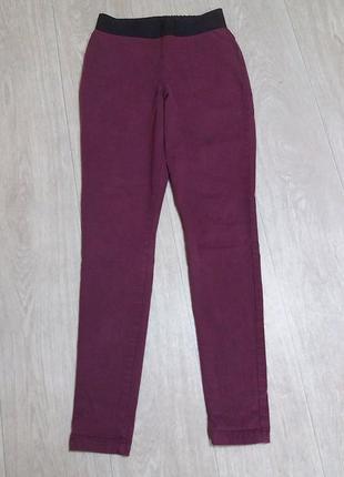 Джеггинсы скини джинсы