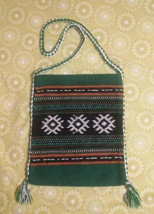Сумка - торба в этно стиле