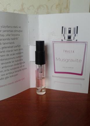 Thalia musgravit-парфюмированный пробник 1.5 ml