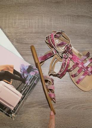 Office! кожа! красивые босоножки, сандалии