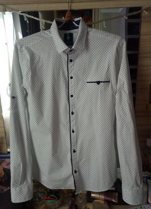 Супер крутая мужская рубашка!