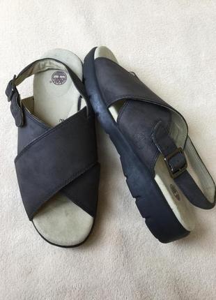 Timberland сандалии кожа, оригинал р-р 9 40 26 см