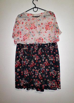 Новое свободное платье от asos