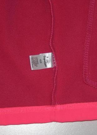 Детская куртка soft shell на флисе -topolino 122 - германия3