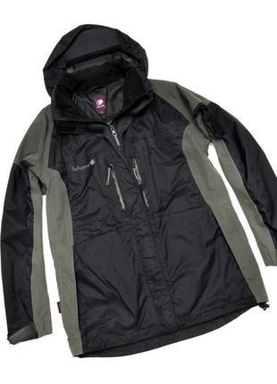 Куртка lafuma gore-tex xcr barley parka. размер s