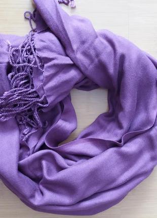 Палантин шарф.