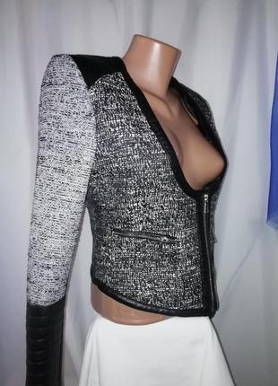 Куртка пиджак h&m