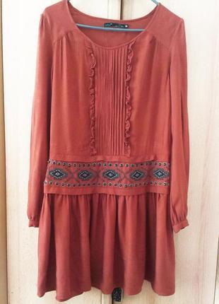 Платье в этническом стиле befree