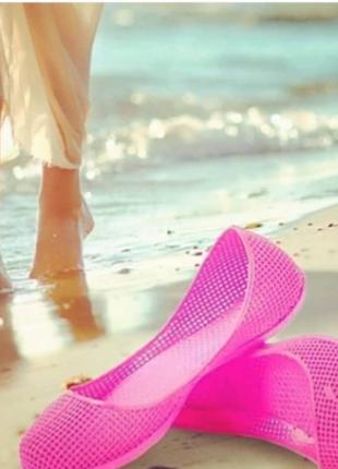 Коралловые тапочки, аквашузы,  силиконовая пляжная обувь