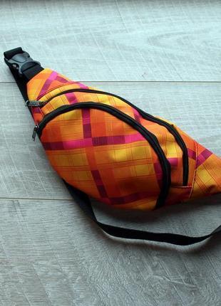 Барсетка, барыжка, бананка, напоясная сумка, сумка на пояс