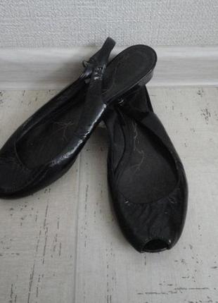 Женские босоножки, сандалии clarks. стелька-25.5 см