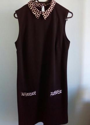 Платье / сарафан в деловом стиле