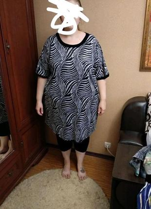 Красивое модное платье или туника