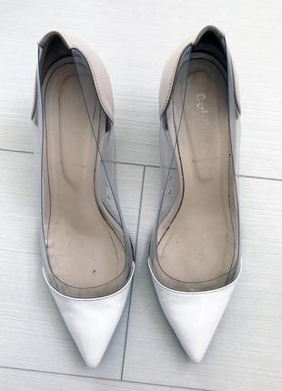 Туфли baldinini в хорошем состоянии 38-39р1