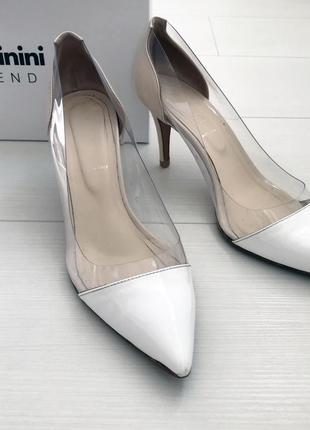 Туфли baldinini в хорошем состоянии 38-39р2