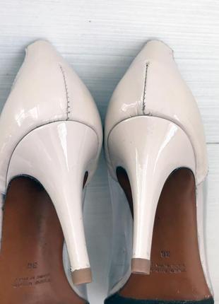 Туфли baldinini в хорошем состоянии 38-39р4