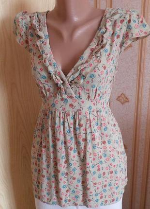Блузка размер m - l