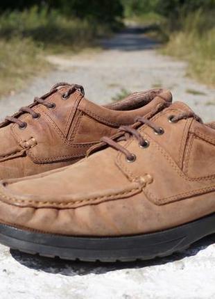 Стильні чоловічі туфлі, черевики clarks