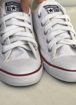 Кеды белые converse оригинал
