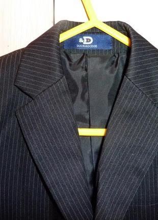 Классический пиджак bhs на 4 года в идеале