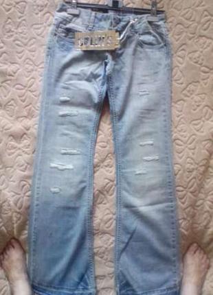 Новые джинсы collins и loft