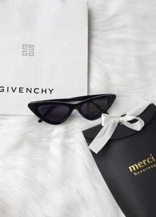Очки, окуляри, имиджевые очки, стильные очки, кошачий глаз