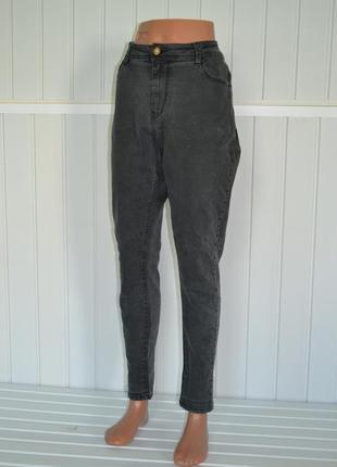 Стильные стрейчевые джинсы