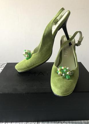 Dior необычные туфли