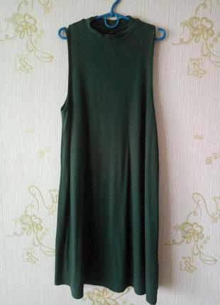 Свободное платье topshop